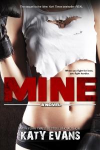 Mine by Katy Evans