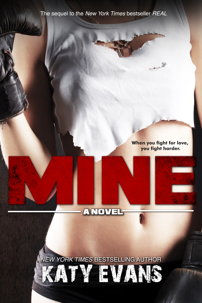 Mine by Katy Evans Cover Reveal ! !