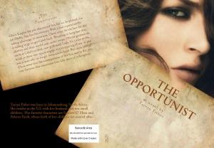 opportunist book