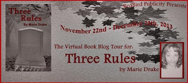 Three Rules Virtual Book Blog Tour